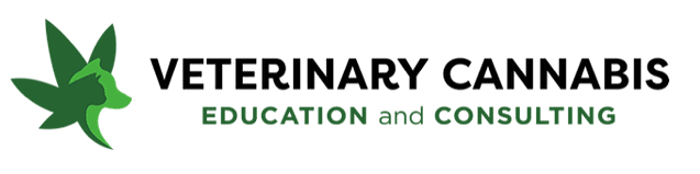 veterinary cannabis logo