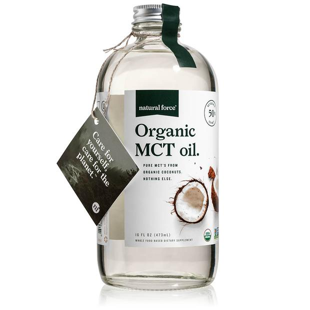 MCT oil image